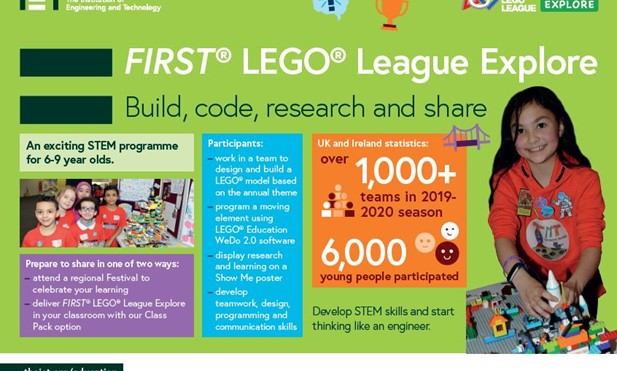 FIRST® LEGO® League Explore