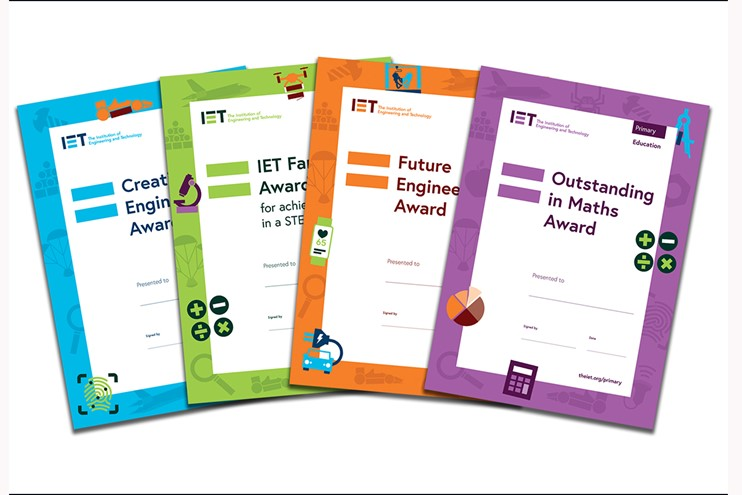 Image of primary certificate designs